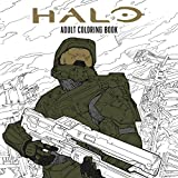 Best Microsoft Gifts Adults - Halo Coloring Book Based off the game Halo Review