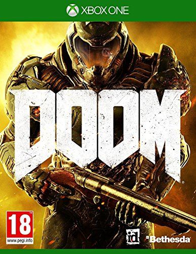 DOOM UAC Pack (Xbox One) (New)