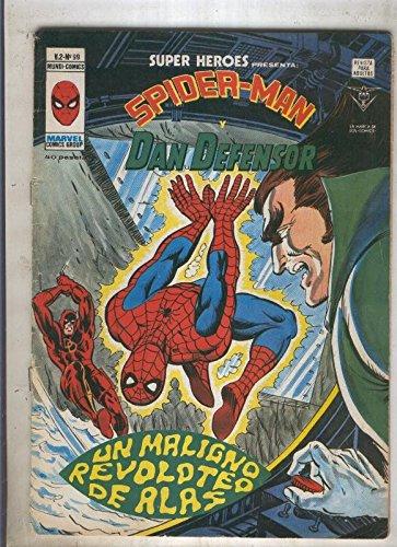SUPER HEROES numero 99: SPIDERMAN