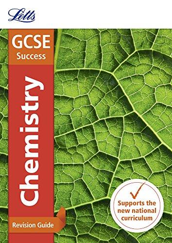 GCSE Chemistry Revision Guide (Letts GCSE 9-1 Revision Success)