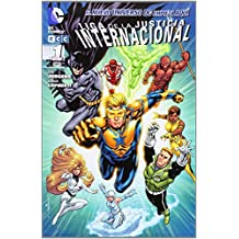 Liga de la justicia Internacional núm. 01 (Liga de la justicia Internacional (Nuevo Universo DC)) de Dan Jurgens (20 jul 2012) Tapa blanda