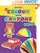 #6: Colour with Crayons book - 3