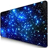 Sidorenko XXL Tappetino per Mouse da Gioco | Gaming PC Mouse Pad | 900 x 400 | Special Surface Improves Speed And Precision | Gomma Antiscivolo Superficie
