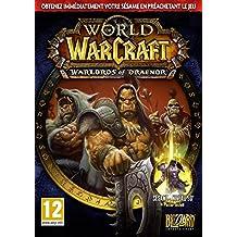 World Of Warcraft : Warlords Of Draenor - Boîte Bonus De Précommande [Importación Francesa]