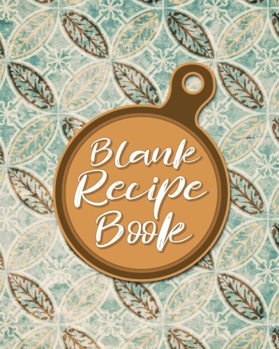 Blank Recipe Book: Blank Recipe Journal, Recipe Journal for sale  Delivered anywhere in Ireland