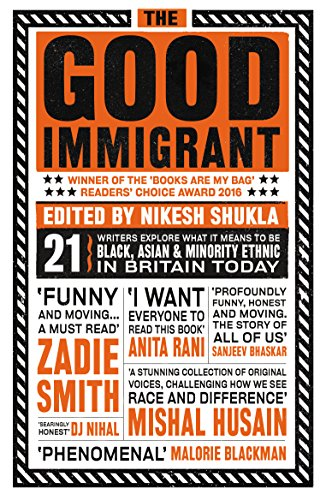 The Good Immigrant (Good Food Eat Well) por Shukla Nikesh