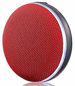 LG PH2 Portable Bluetooth Speaker (Red)