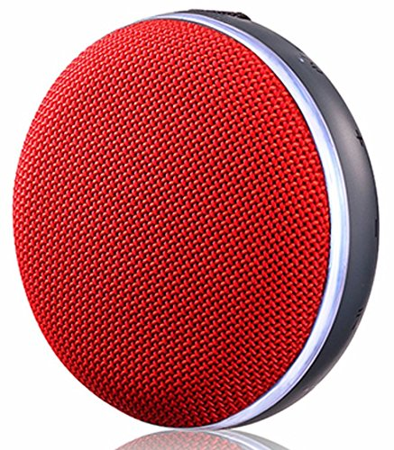 LG PH2 Portable Bluetooth Speaker (Red)