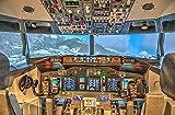 Geschenkgutschein: Flugsimulator B737 mit Video in Schweinfurt