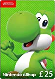 Nintendo eShop Card | 25 GBP voucher | Download Code