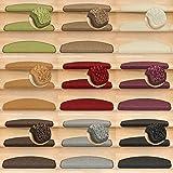 Kettelservice-Metzker Stufenmatten Vorwerk Lord Halbrund Bordeaux 28 Stück