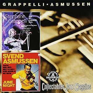 Stéphane Grappelli - Live