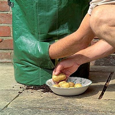 Gardman Besonders tiefe Kübel für Kartoffeln von Gardman - Du und dein Garten