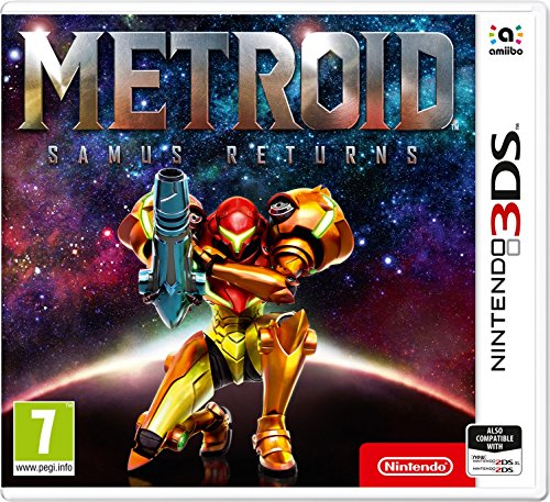 Metroid: Samus Returns  (Nintendo 3DS)