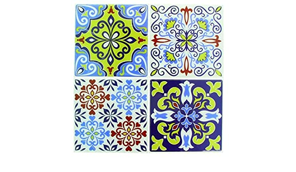 26,5/x 0,2/x 31/cm Artemio/ /Set di 4/Adesivi Mosaico Resina epossidica