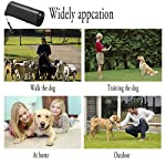 WIRSV 2pack Dog Repeller,3 in 1 Anti Barking Stop Bark Ultrasonic Pet Dog Repeller Training Device Trainer With LED (2 X… 10