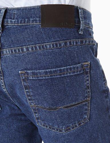 """Pioneer Herren Jeans """"Storm"""" Normaler Bund 1622 Dark Stone"""