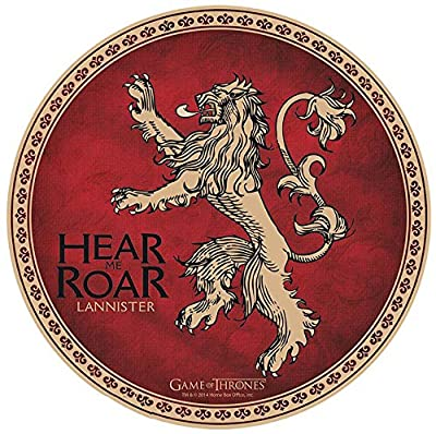 "ABYstyle ABYACC159 Game Of Thrones ""Lannister"" Mousepad"