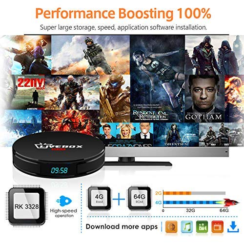 Zoom IMG-3 livebox android 9 0 tv
