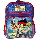 Medio mochila - Jake Neverland piratas azul/rojo mochila nueva 650896
