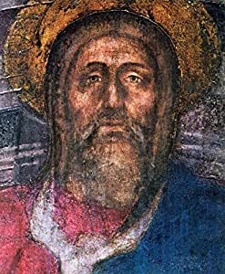 The Museum Outlet - The Trinity Detail [2] by Masaccio - Poster (24 x 18 Inch)