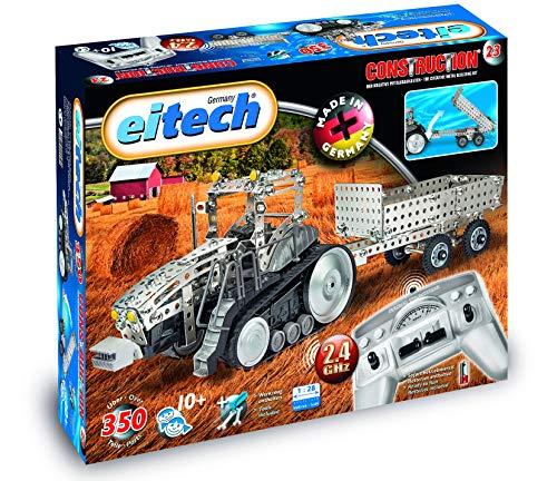 RC Traktor kaufen Traktor Bild 1: Eitech 00023 - Metallbaukasten
