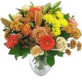 Clare Florist Fresh Flowers Autumn Falls Bouquet