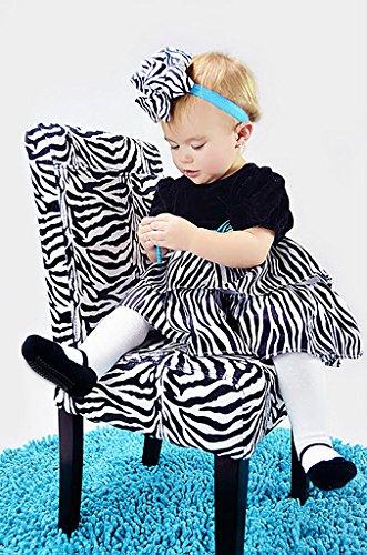 Baby Emporio Leotardos Medias para Beb/é Ni/ña Suelas antideslizantes Algod/ón suave Efecto merceditas