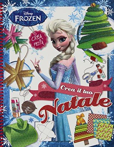 Crea il tuo Natale  Frozen  Con gadget - Crea Il Tuo Natale