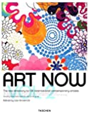 Art Now : Volume 2, The new directory to 136 international contemporary artists, édition anglais-français-allemand