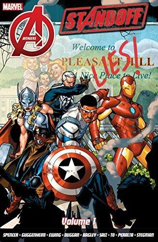 Avengers Standoff Volume 1 by Al Ewing (2016-06-28)