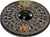 Meinl Cymbals CC14DAH Classics Custom Dark 35,6 cm (14 Zoll) Hihat Becken (Paar)