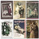 30 Grußkarten hochwertige Weihnachtskarten Weihnachten Nostalgie Foto