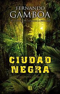 Ciudad negra par Fernando Gamboa