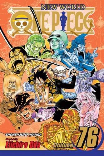 One Piece Volume 76 por Eiichiro Oda