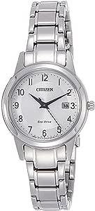 Citizen Orologio Analogico Quarzo Donna con Cinturino in Acciaio Inox FE1081-59B