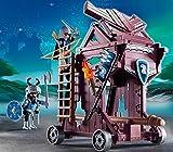 Playmobil-Caballeros-Torre-de-Ataque-de-los-Caballeros-del-Halcn-6628
