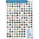 154 Steine Poster DIN A3 blau - Aktuelle Medien Verlag