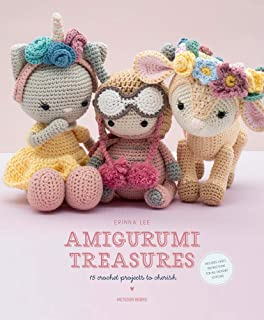 Lovely Crochet Toys: Amigurimi Creations from Khuc Cay's Little ... | 320x264