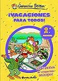 ¡Vacaciones para todos! 2: De segundo a tercero de primaria: 1 (Aprende con Stilton)