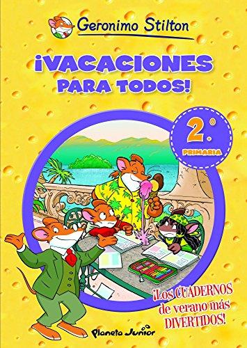 ¡Vacaciones todos! 2: De segundo tercero primaria: