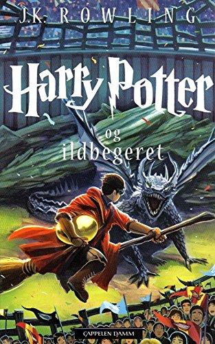 Harry Potter og ildbegeret (norwegisch, norwegian, norsk)