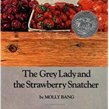 The Grey Lady and the Strawberry Snatcher by Molly Bang (1980-05-01)