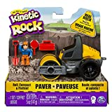 Spin Master 6037470 - Kinetic Sand Rock - Planierraupen Set