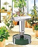 Gartenwelt Riegelsberger Gewächshausheizung Warmax Power 4 Heizungsart: Petroleum (Ölheizung) Brenndauer: ca. 7 Tage Tankinhalt: 4,5 Liter