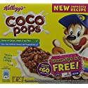 Kellogg's Kellogg's Coco Pops Cereal & Milk Bars, 120 grams