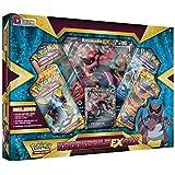 Krookodile EX Box Pokemon Trading Gioco di carte [importato dalla Francia]