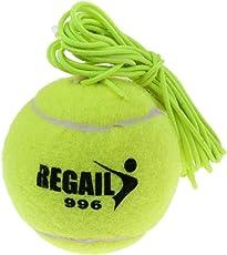 FLAMEER Tennis-Zubehör Tennisball mit Schnur