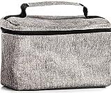 Sac fourre-Tout Isotherme Souple : Boîte à Lunch Type glaciaire pour Femmes et Hommes - Sacs à Lunch Thermo -Lunch Bag - Adultes et Enfants