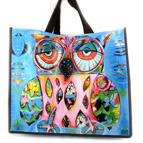 allen-designs-m1366-sac-shopping-design-allen-designs-chouette-46x40x19-cm